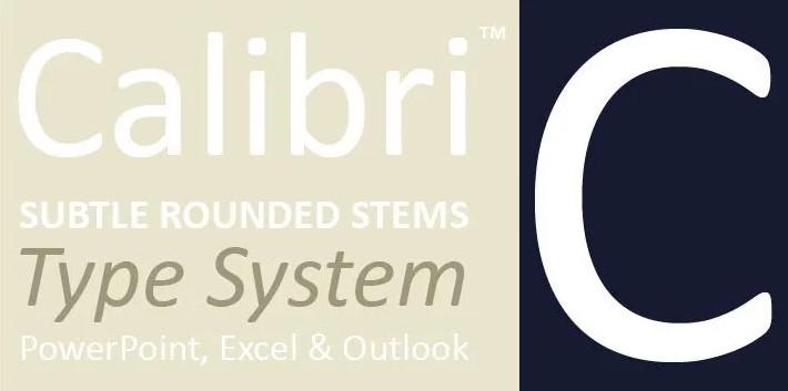 Calibiri Font