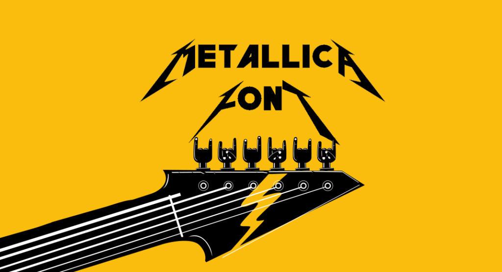 Metallica Font