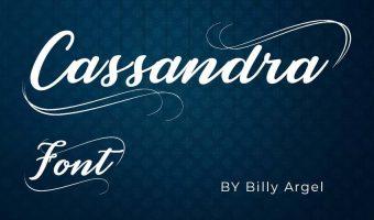 Cassandra Font