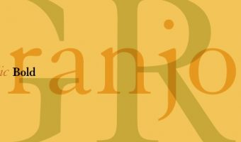 Granjon Font