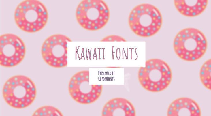 Kawaii Font