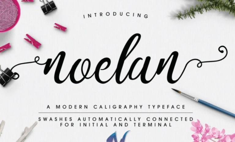 Noelan Font