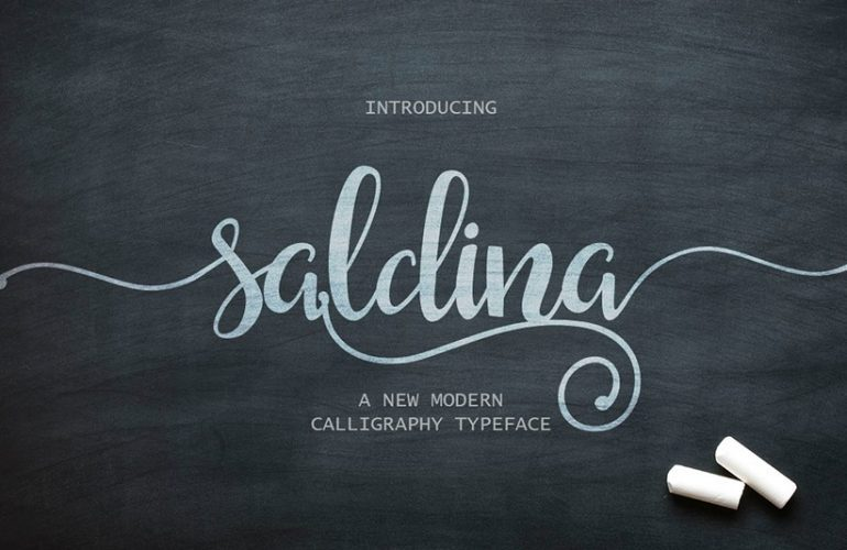 Saldina Font