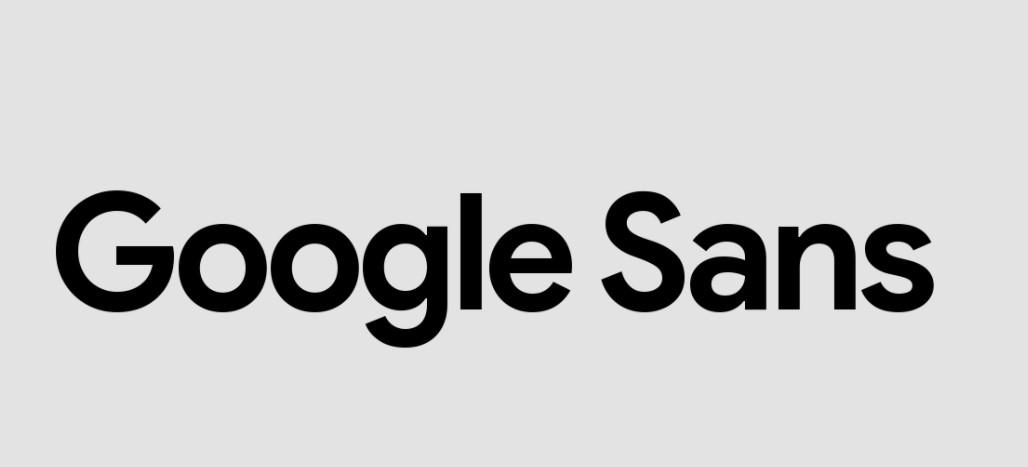 Google Sans Font