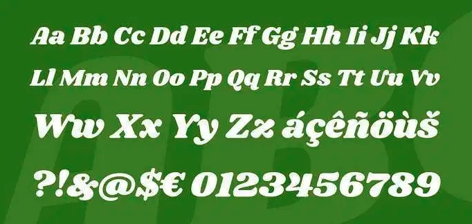 Shrikhand Font View