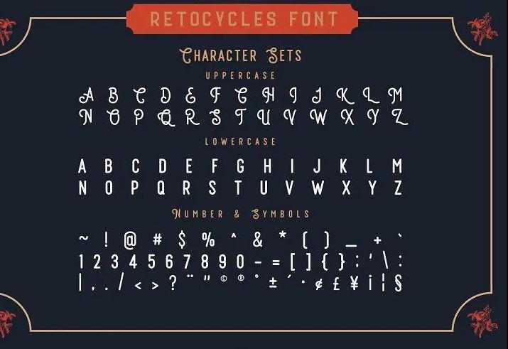 CS Rocky Font View