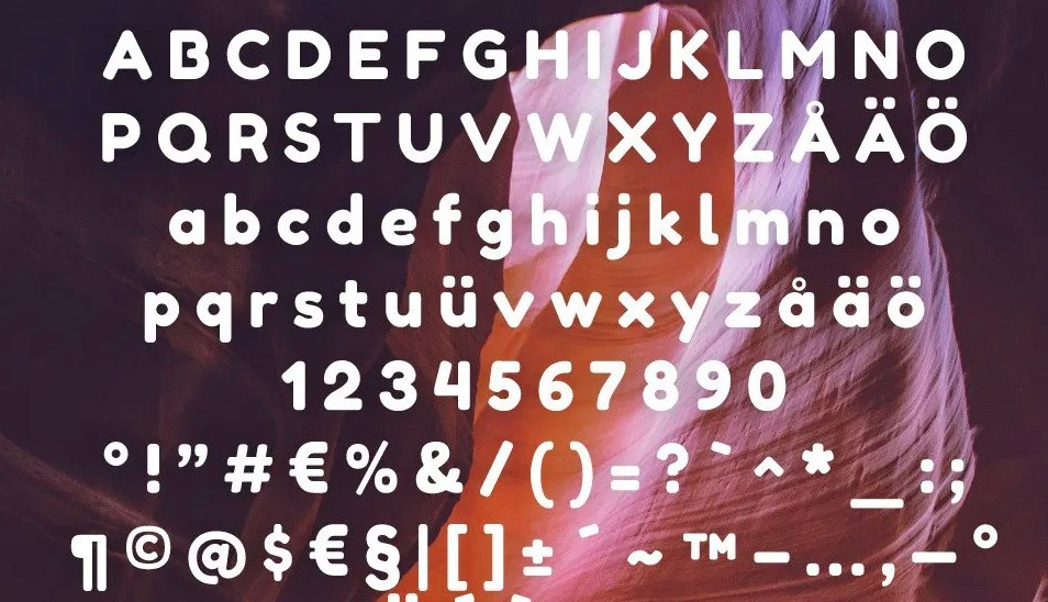 Fredoka Font View